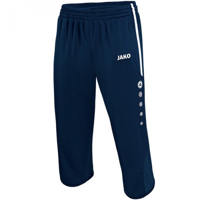 Jako 3/4 Trainingsshort Active für Kinder marine