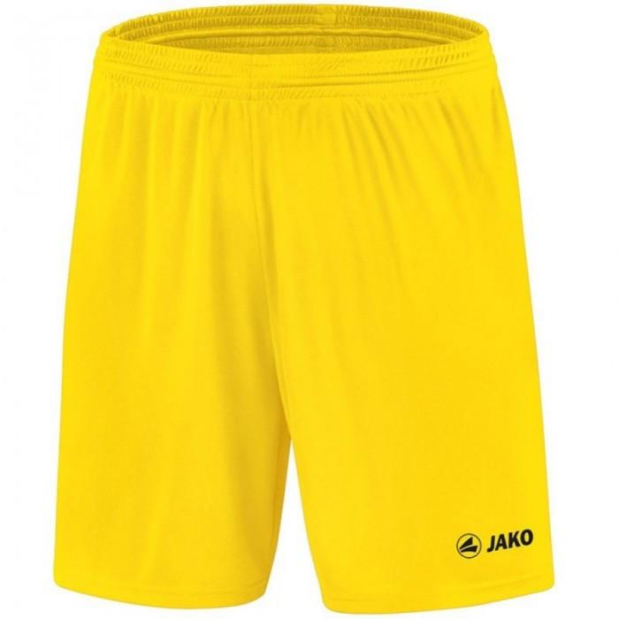 Jako Sporthose Manchester ohne Innenslip für Kinder gelb