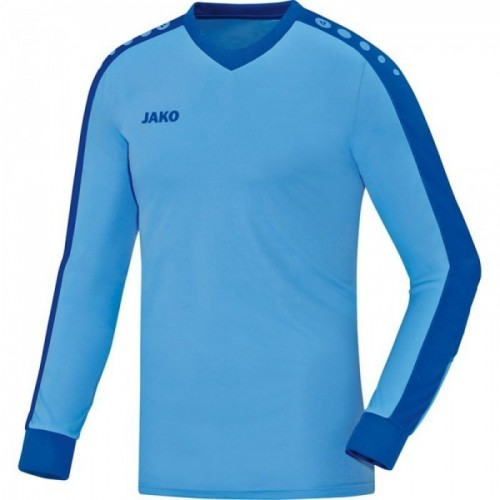 Jako TW-Trikot Striker für Kinder hellblau/royal
