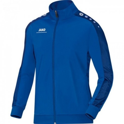 Jako Polyesterjacke Striker für Kinder royal