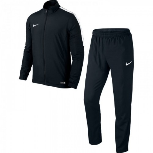 Nike Trainings-Anzug Woven Tracksuit schwarz