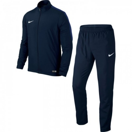 Nike Trainings-Anzug Woven Tracksuit marine