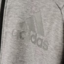 Adidas Prime Hoodie grau