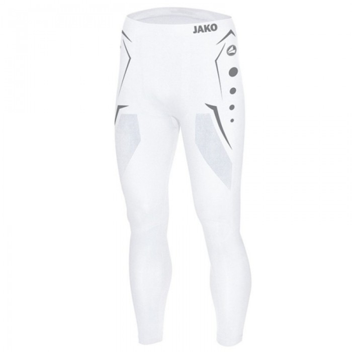 Jako Long Tight comfort weiß