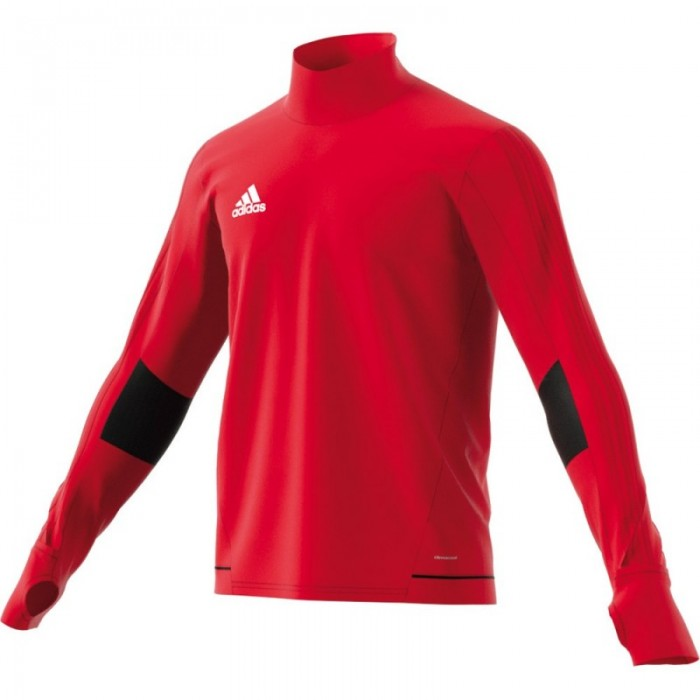 Adidas Tiro17 Trainingstop rot