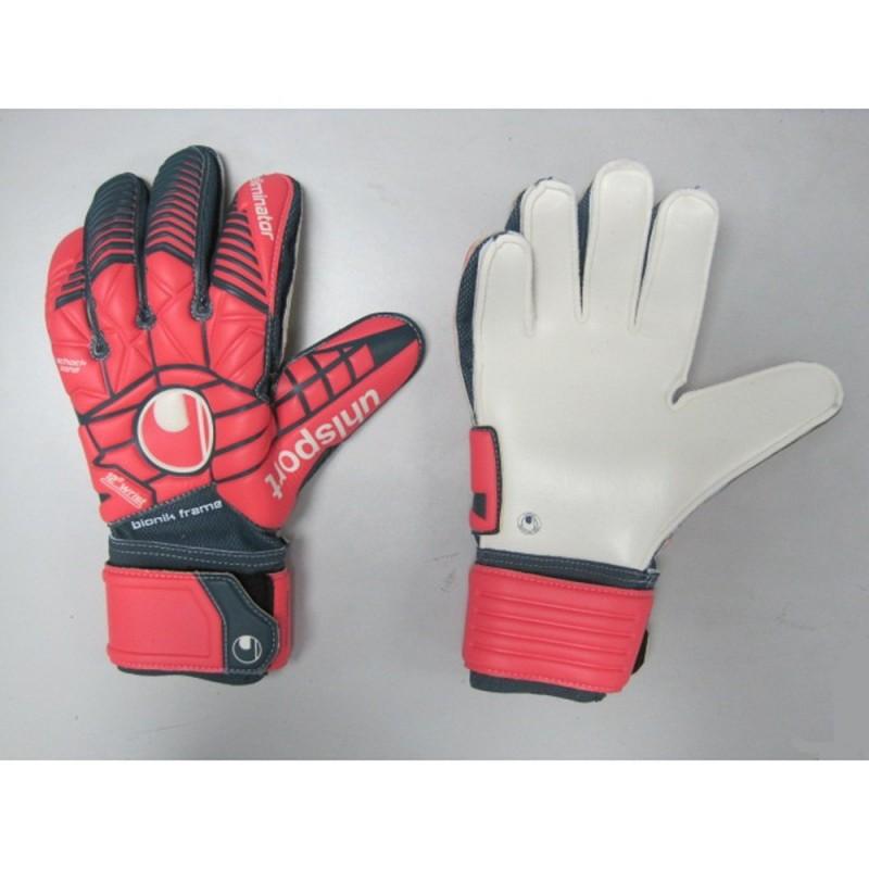 Men Eliminator Supersoft 153 uhlsport ELIMINATOR SUPERSOFT 153/Goalkeeper Gloves Men
