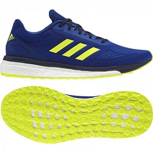 Adidas Laufschuhe Response lt royal/neongelb