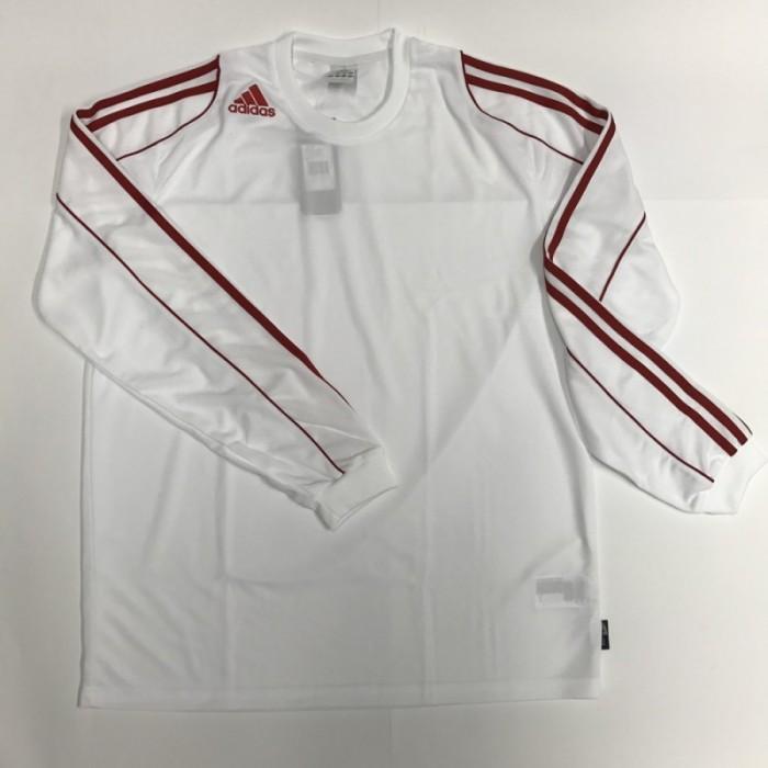 Adidas Squad II Trikot langärmlig weiß/rot