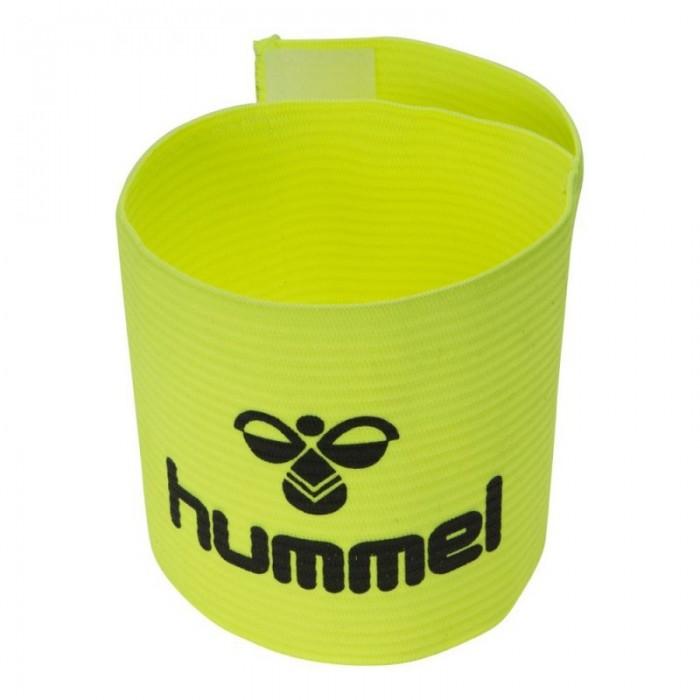 Hummel Old School Capitains Armband neongelb/schwarz