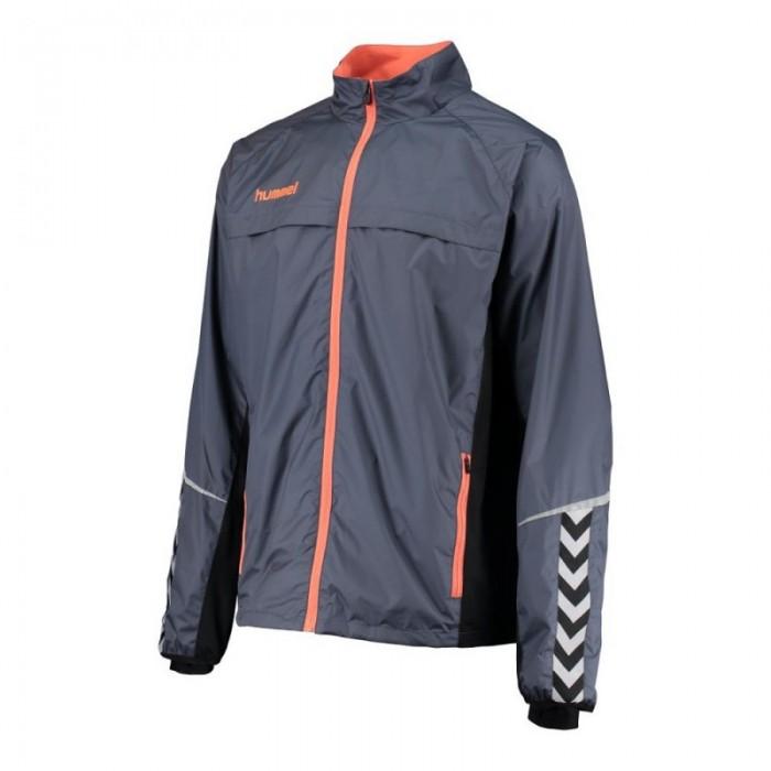 Hummel Authentic Charge Funktional Jacket graublau
