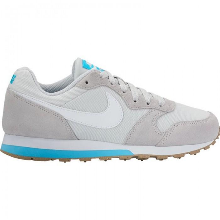 Nike MD Runner 2 (GS) Mädchen hellgrau/weiß