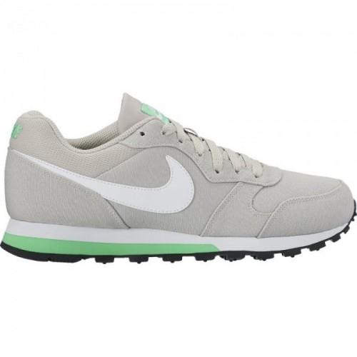 Nike Damen-Freizeitschuhe MD Runner 2 grau/weiß