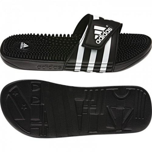 Adidas Badelatschen Adissage schwarz/weiß