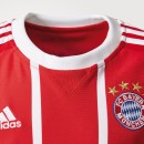 Adidas FC Bayern München Heim-Trikot für Kinder