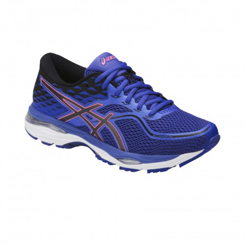 Asics running shoes Gel-Cumulus 19 Women blue/black/white