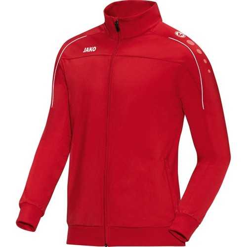 Jako Polyjacket Classico Kids red