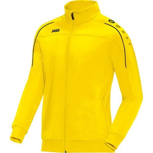 Jako Polyjacket Classico yellow