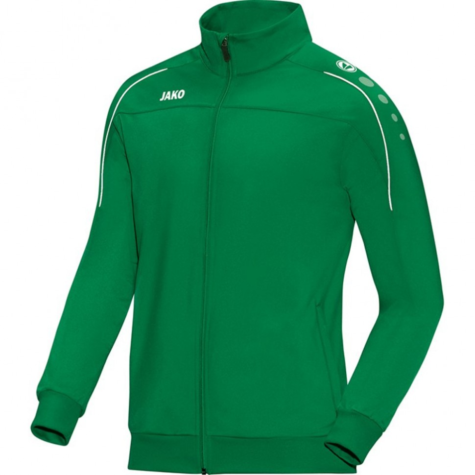 Jako Polyjacket Classico green