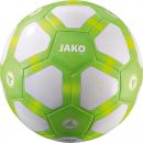 Jako Fussball Striker 290g Lightball weiß/neongrün/neongelb