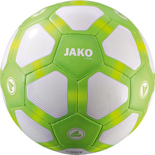 Jako Fussball Striker 290g Lightball 10er Ballpaket weiß/neongrün/neongelb