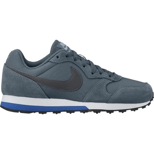 Nike MD Runner 2 (GS) Kinder blau/schwarz