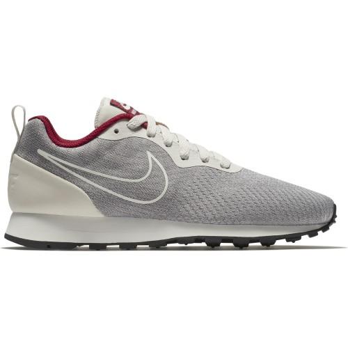 Nike Freizeitschuhe MD Runner 2 Damen Eng Mesh grau/beige/rot