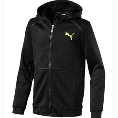 Puma Active Cell Hooded Jacket Kids black