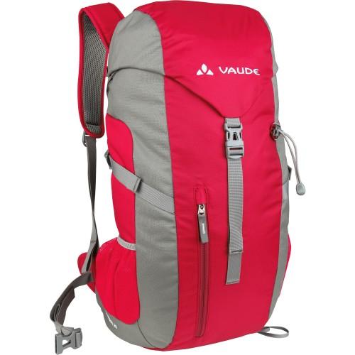 Vaude Trekking Backpack Sajama 25 bordeaux/gray