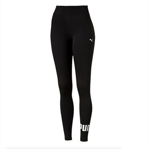 Puma Damen-Leggings Ess No. 1 schwarz