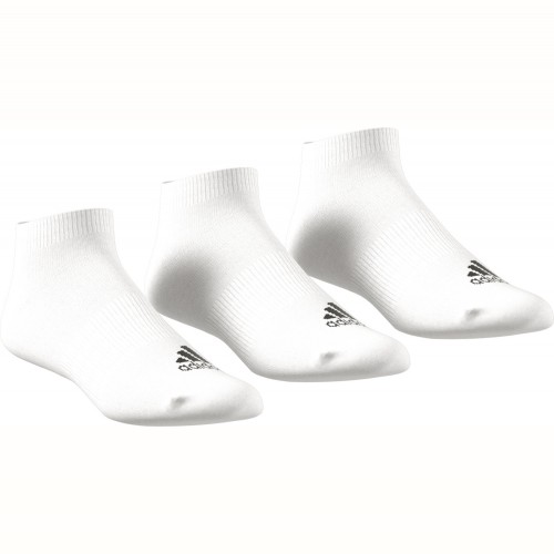 Adidas Performance Socks Show Thin 3-Pack white