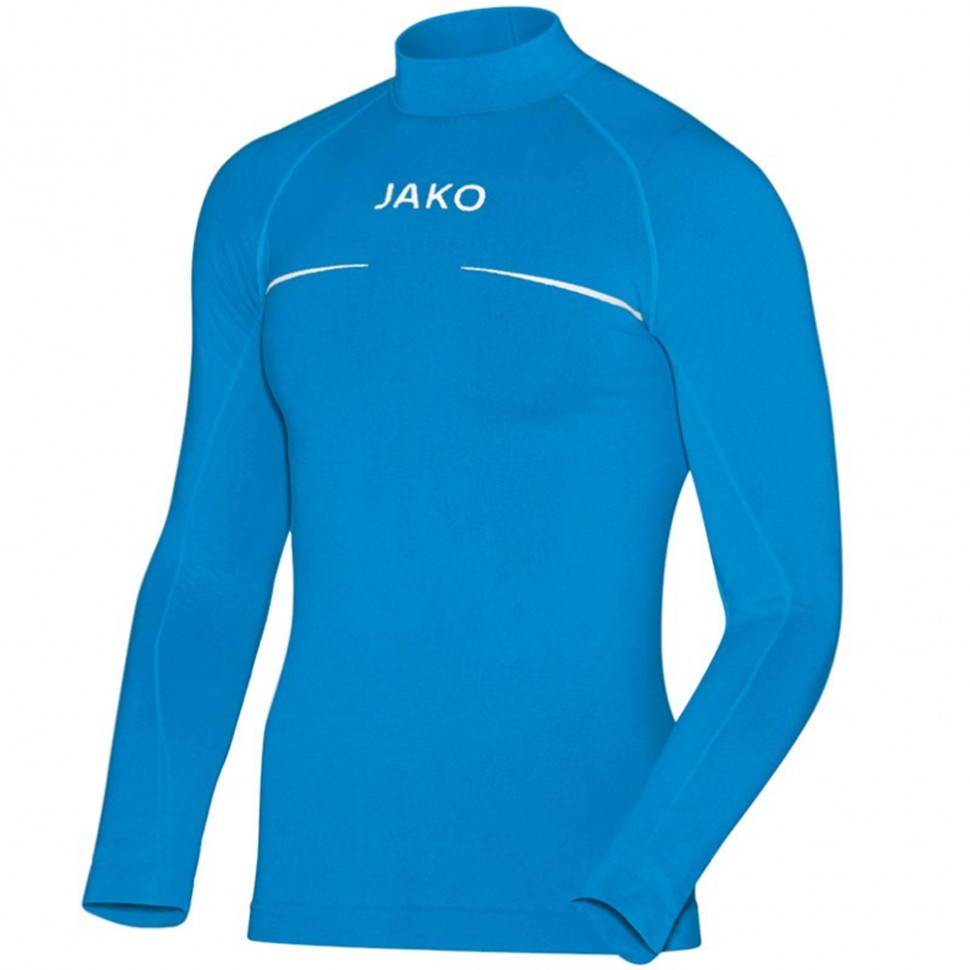 Jako Turtleneck Comfort lightblue