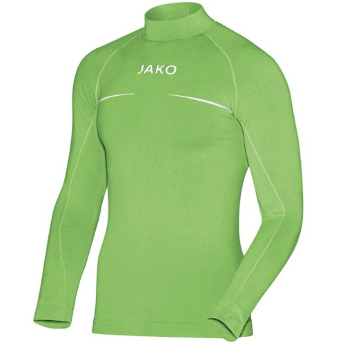 Jako Turtleneck Comfort Kids lightgreen