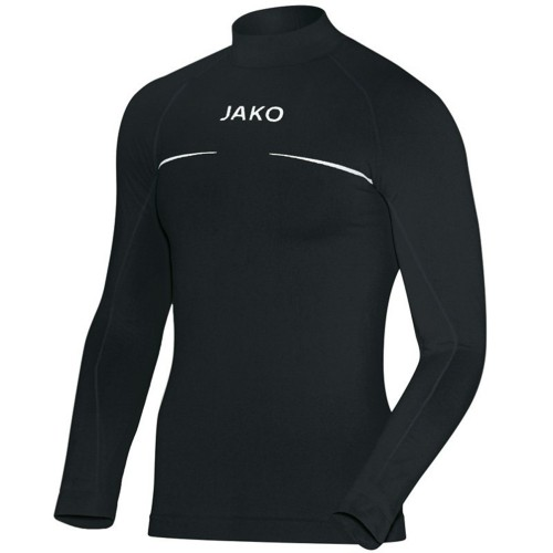Jako Turtleneck Comfort Kids black