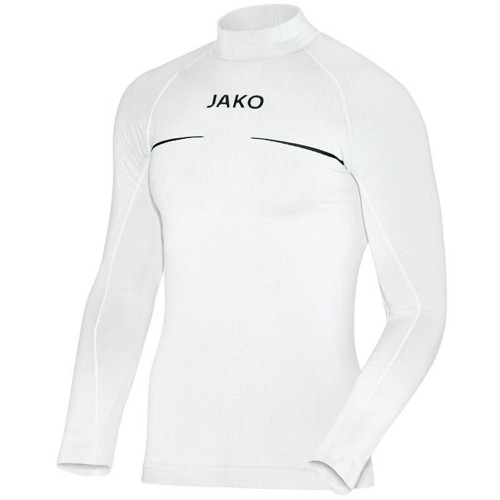 Jako Turtleneck Comfort Kids white
