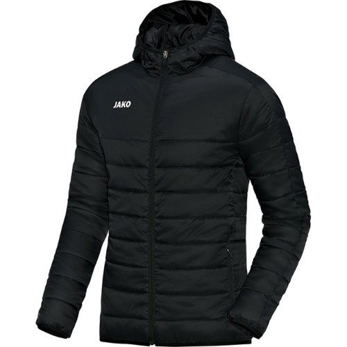 Jako quilted jacket Classico kids black