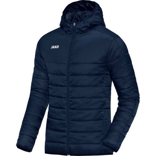 Jako quilted jacket Classico kids marine