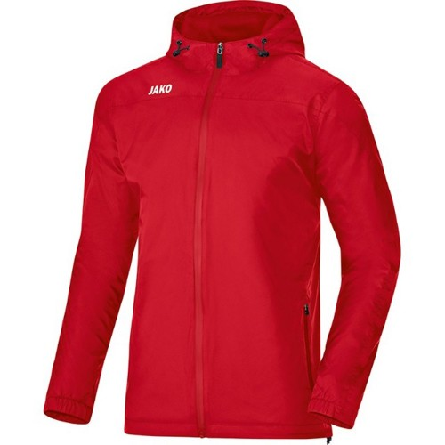Jako all weather jacket Profi red