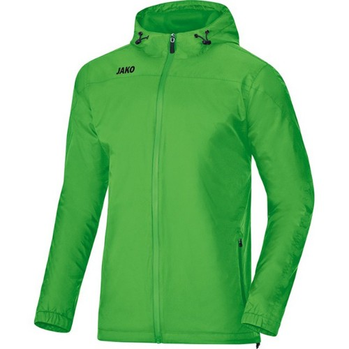 Jako all weather jacket Profi soft green