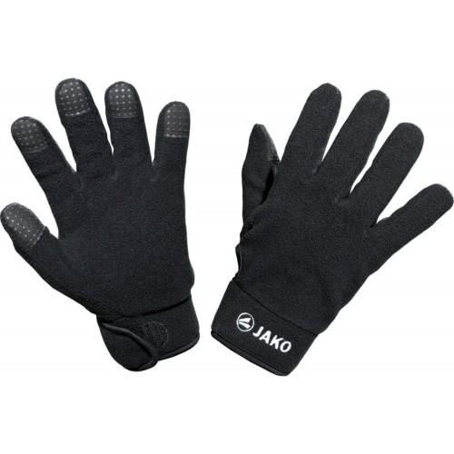 Jako field player handshoes black