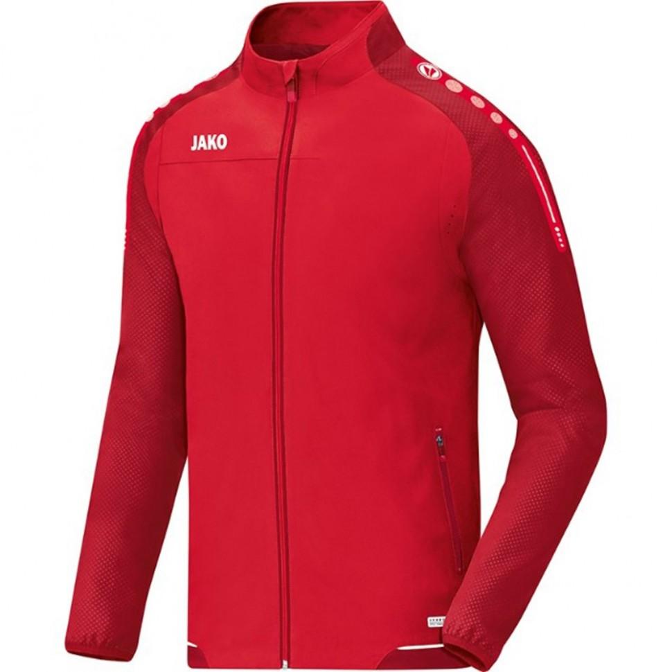 Jako presentation jacket Champ red