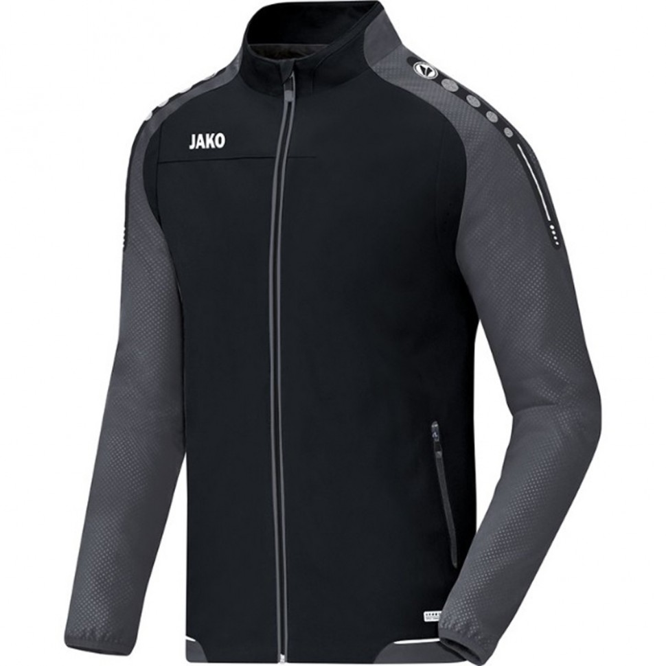 Jako presentation jacket Champ black/anthracite