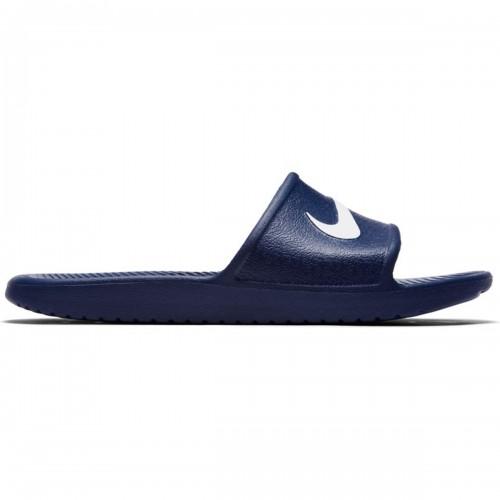 Nike Badeschuhe Kawa Shower Slide marine