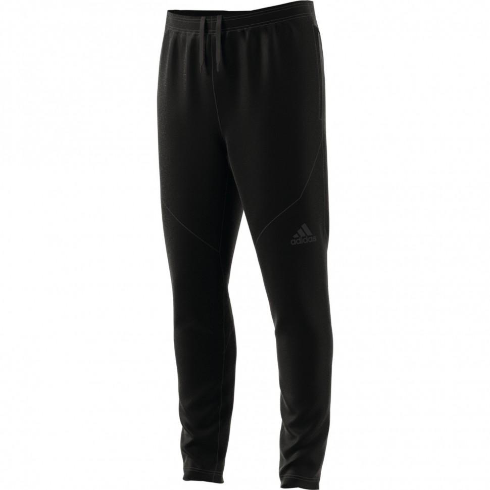 Adidas Trainingshose Workout Climalite schwarz