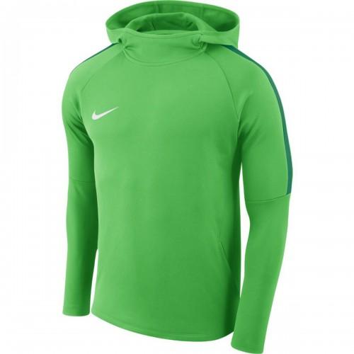 Nike Hoodie Dry Academy 18 Kids green