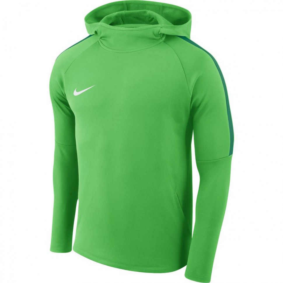 Nike Hoodie Dry Academy 18 Kinder grün