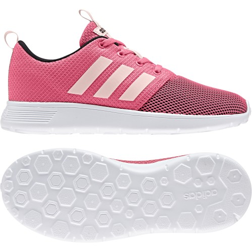 Adidas NEO Leisure shoes Swifty Kids rose/white