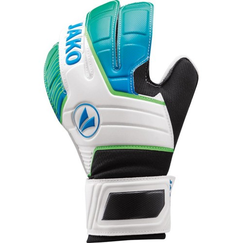 Jako Goalkeeper Gloves Champ Basic Junior RC Kids blue/white