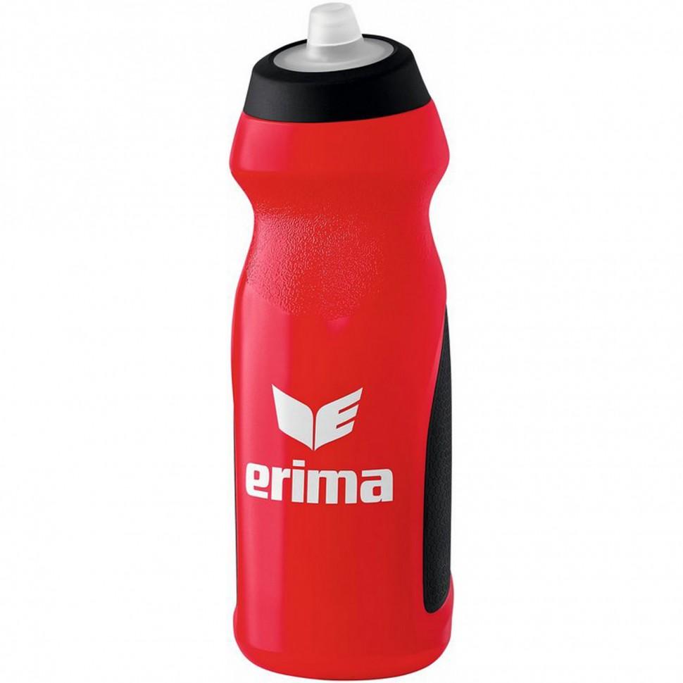 Erima water bottle 0,7 l red