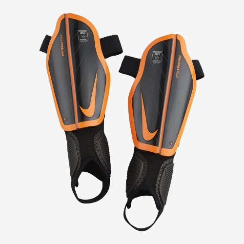 Nike Protegga Flex Schienbeinschoner schwarz/orange