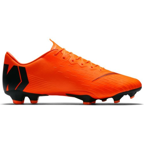 Nike soccer shoes Vapor 12 Pro FG orange